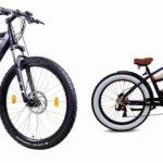 bicicletas eléctricas plegable