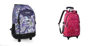 mochilas con rueditas