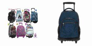 mochilas con ruedas escolares
