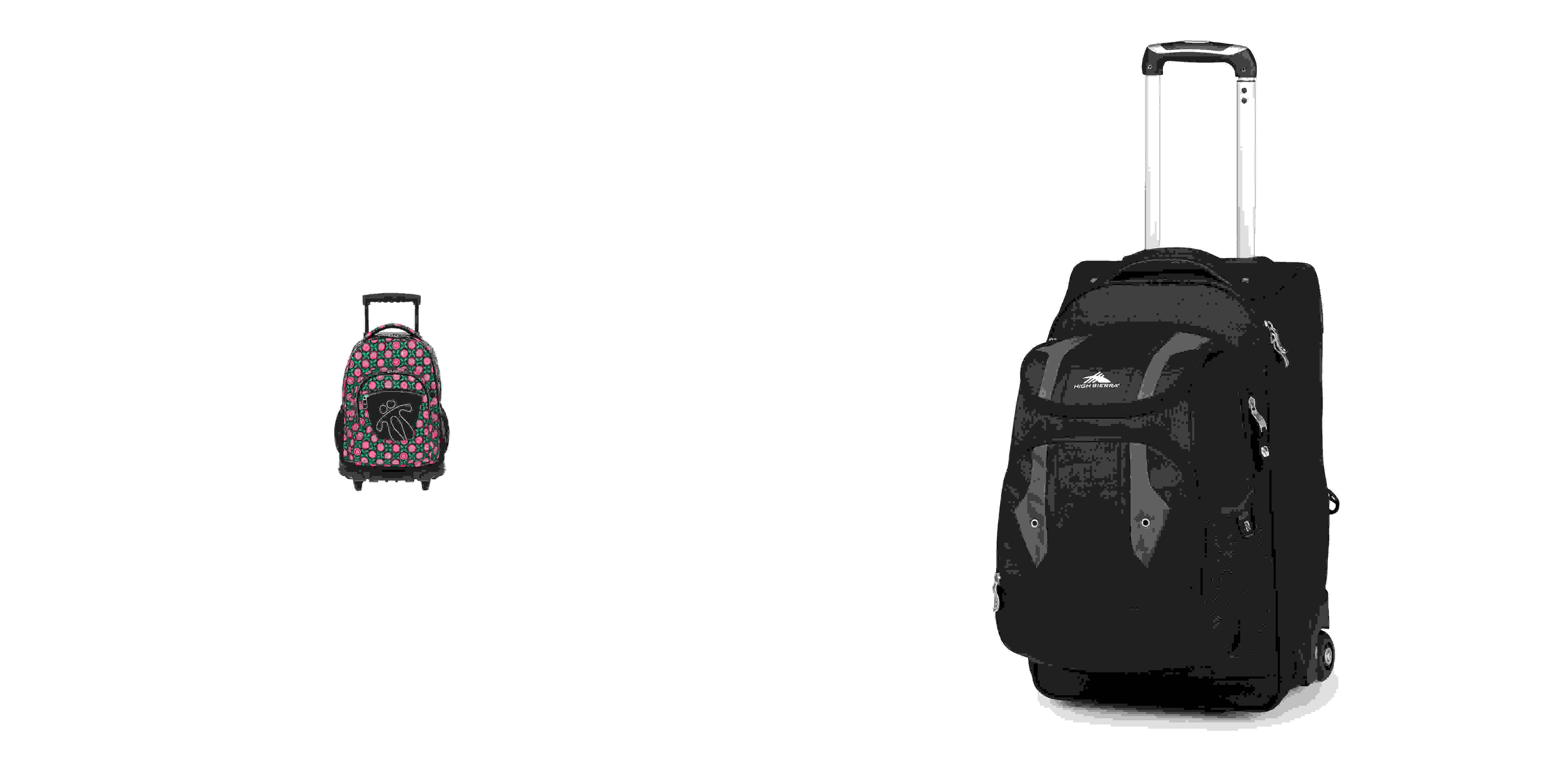mochilas con ruedas niña