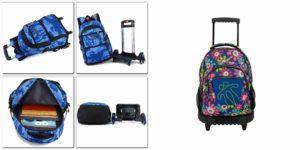 mochilas con ruedas infantiles