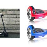 GeekMe Scooter patinete electrico adultos