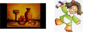 maletines de pinturas