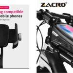 soportes movil bici