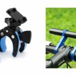 soporte móvil bicicleta casero