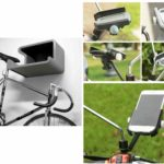 soporte para movil en bici