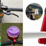 Soporte smartphone bicicleta carrefour
